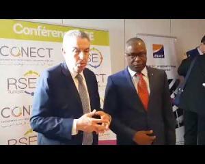 Embedded thumbnail for 5ème Conférence sur la RSE et investissement responsable
